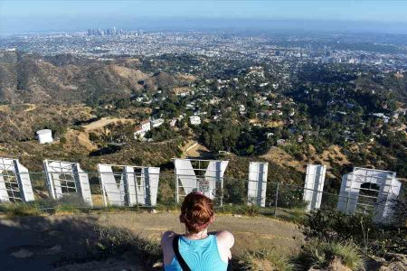 Griffith Park Hollywood Sign