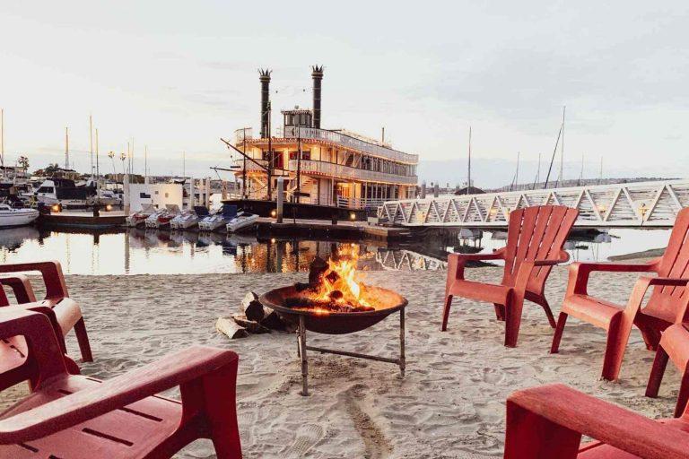 Bahia Resort Hotel San Diego William D Evans