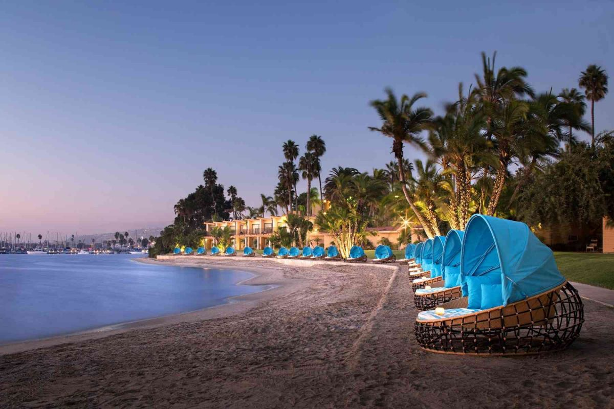 Bahia Resort Hotel Mission Bay