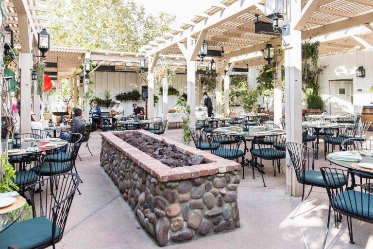Cosmopolitan Restaurant in Old Town San Diego