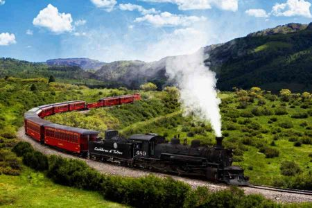 Cumbres and Toltec Steam Train