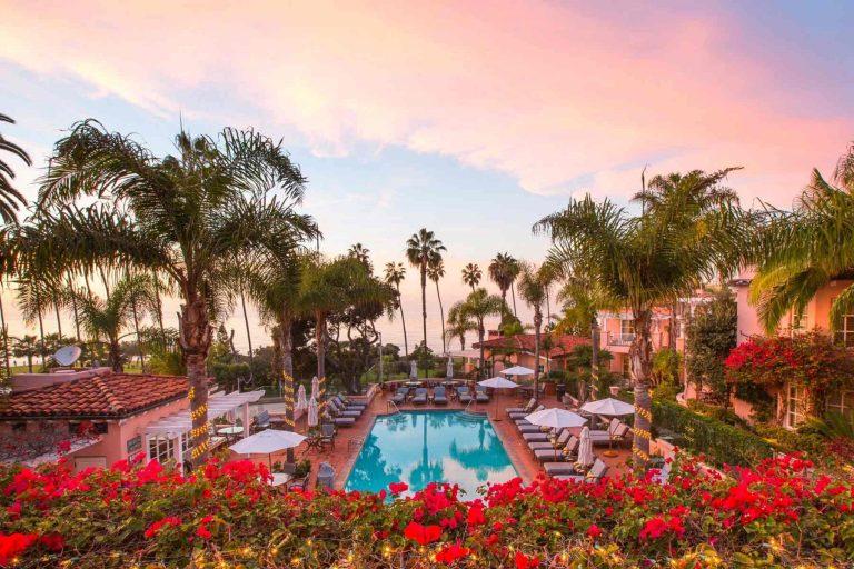 La Valencia Hotel Pool