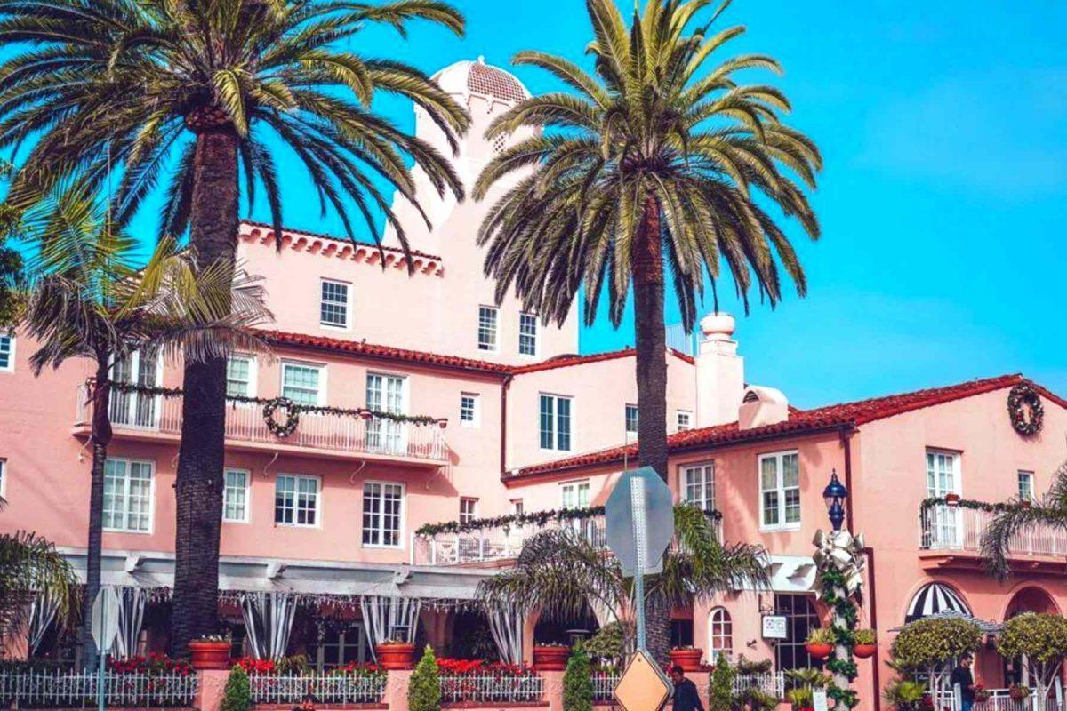 La Valencia Hotel La Jolla