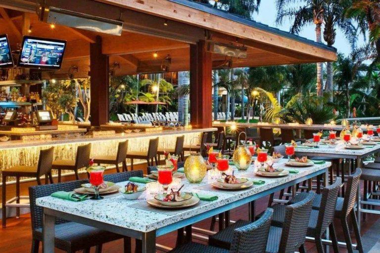 Marriott Marquis Tequila Bar Restaurant