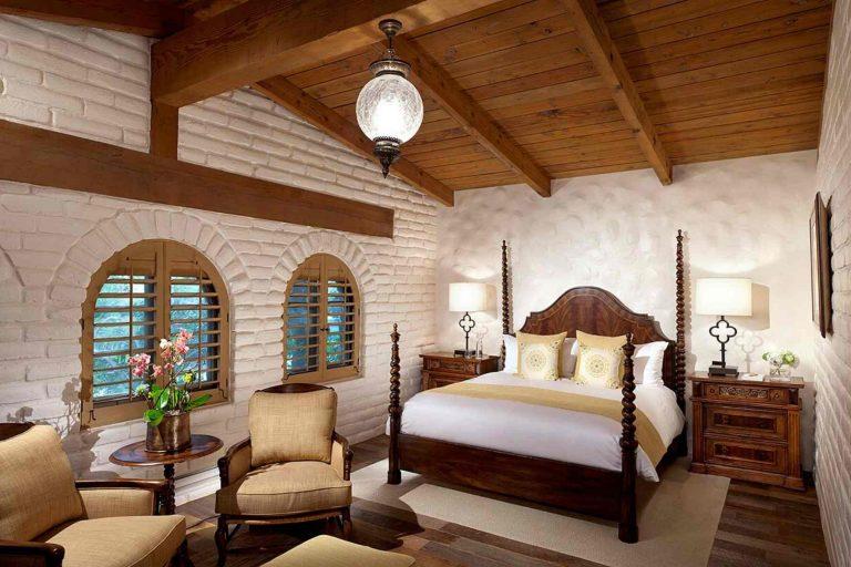 Rancho Valencia Guest Room