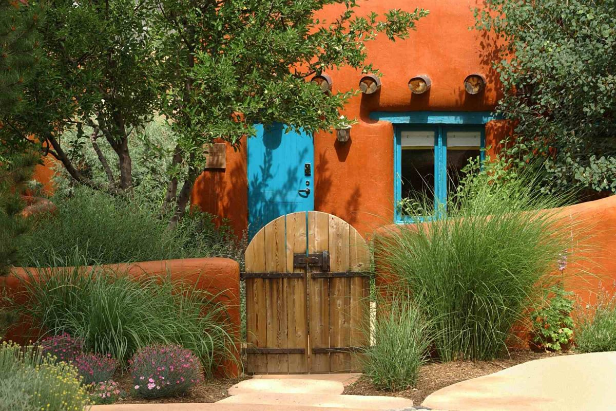 Beautiful Santa Fe architecture
