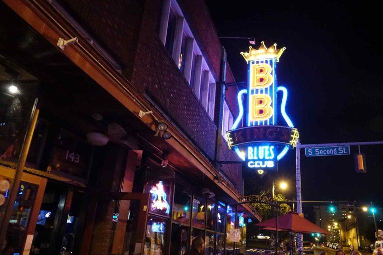 BB Kings Blues Club Memphis