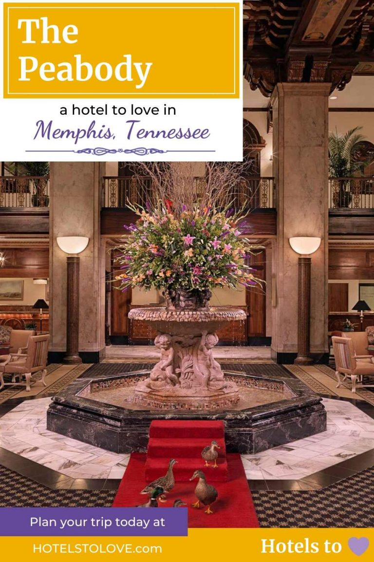 The Peabody - A Hotel to Love in Memphis, TN
